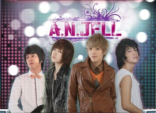 Without words A.N.JELL You're Beautiful - Jang Keun Suk