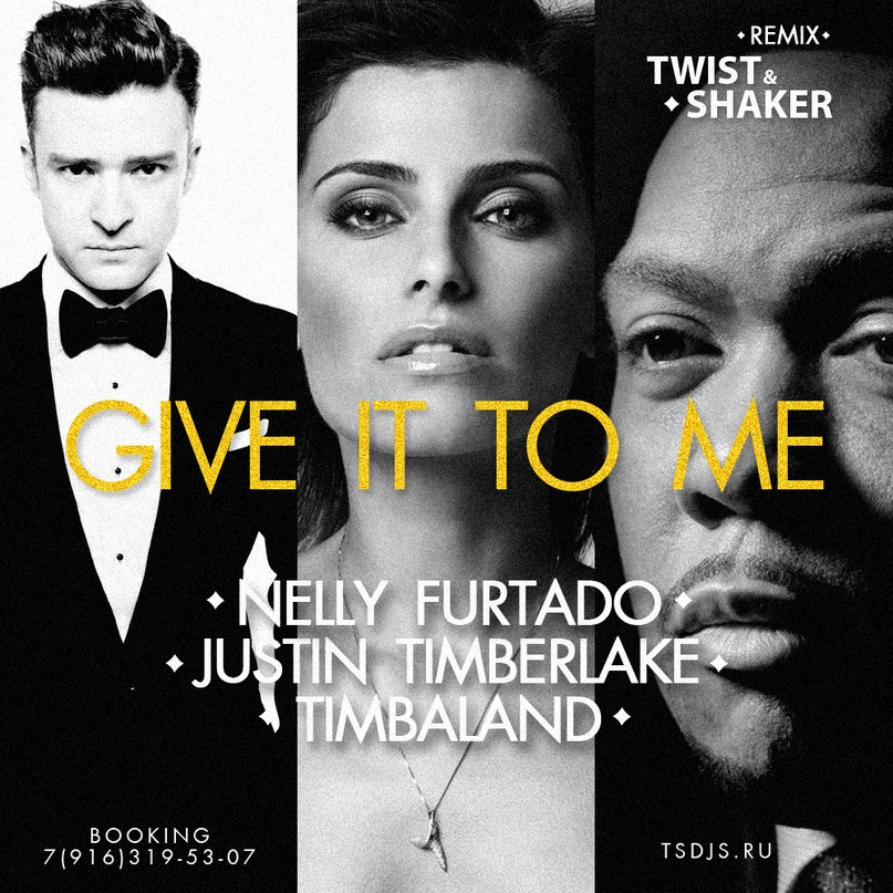 Give It To Me Nelly Furtado Ft. Justin Timberlake and Timbaland