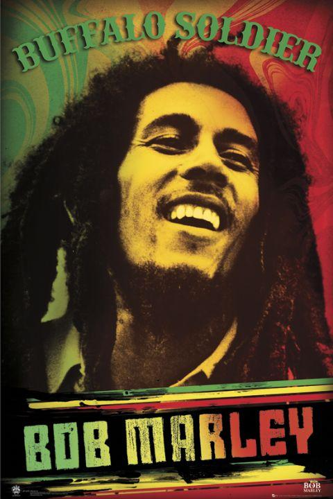 buffalo soldier Bob Marley and the Wailers (this is хорошо)