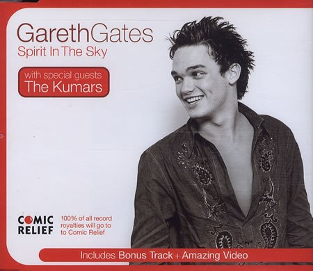 (I've got No) Self Control Gareth Gates